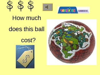 English /ESL - How much does this cost? Price is Right Game