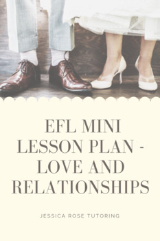 Dating ESL les plan