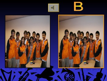 English / ESL - Spot the differences game