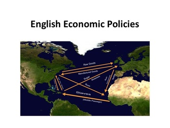 English Economic Policies