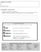 English - Essay Outline