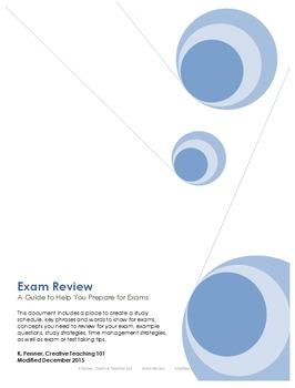 English Exam Review