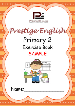 English Exercise Book – Primary 2 SAMPLE ( FREE / FREEBIE )