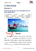 English Exercise Book – Primary 6 SAMPLE ( FREE / FREEBIE )