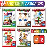 English Flashcards - Bundle #2