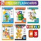 English Flashcards - Super MEGA Bundle