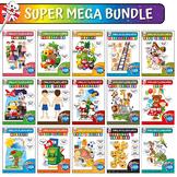 English Flashcards - Super MEGA Bundle