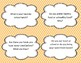English Food Vocabulary and Discussion Cards - ESL/ELL - Differentiated