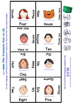 English French Jigsaw Puzzle