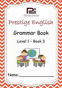 English Grammar Book - Level 1 - Book 3