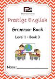 English Grammar Book - Level 1 - Book 3