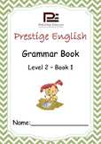 FREE English Grammar Book - Level 2 - Book 1 FULL VERSION