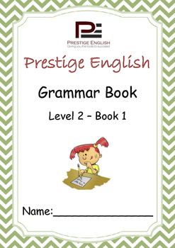 FREE English Grammar Book - Level 2 - Book 1 FULL VERSION