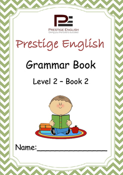 English Grammar Book - Level 2 - Book 2