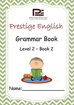English Grammar Book - Level 2 - Book 2