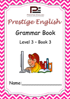 English Grammar Book - Level 3 - Book 3