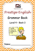 English Grammar Book - Level 4 - Book 3