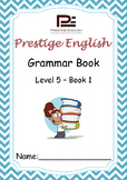 English Grammar Book - Level 5 - Book 1