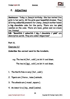 English Grammar Book - Level 5 - Book 3
