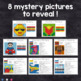 English Grammar : Personal Pronouns - 8 mystery pictures