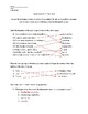 English Grammar Pre-Test (Secondary Education) with Key