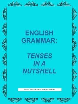 English Grammar: Tenses in a Nutshell
