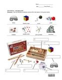English Grammar Vocab Spelling Homework Packet 4