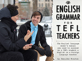 English Grammar Review for TEFL Teachers eBook