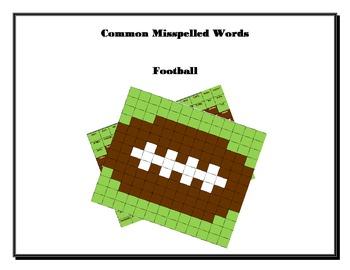 English Hidden Picture Football