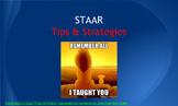 English I STAAR Test Taking Tips & Strategies Presentation