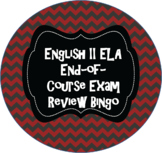 English II EOC Review Bingo