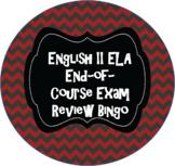 English II EOC Review Bingo