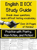 English II EOC Study Guide