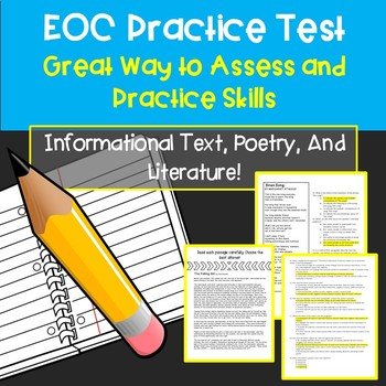 English II EOC Test Prep | English Exam Prep