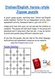 English Italian Jigsaw Puzzle