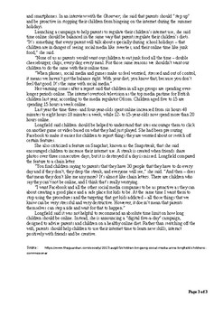 English Language A - Paper 1 - IBDP