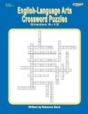 English-Language Arts Crosswords, Grades 6 and Up