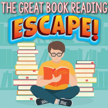 English Language Arts Escape Room BUNDLE