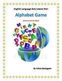 English Language Arts Lesson Plan- Alphabet Game