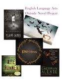 Editable English Language Arts Novel Project