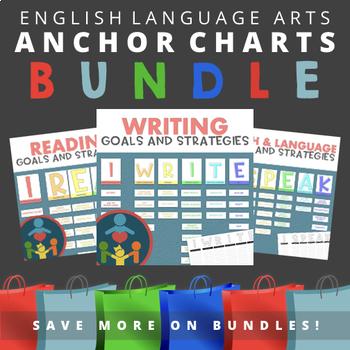 English Language Arts Poster / Anchor Chart Bundle