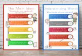 English Language Arts Posters - Comprehension Skills
