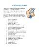 Great Start - English Language Arts Primer Activities