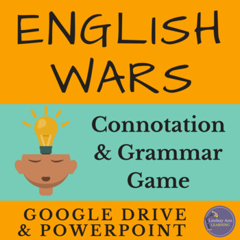 english language arts final exam review game for google drive