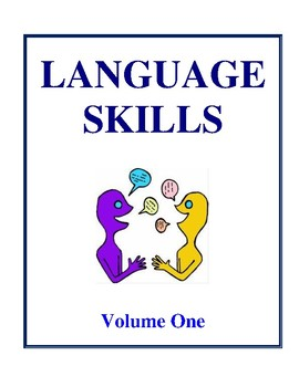 English Language Arts Skills Development - Volume One, Activities and Worksheets