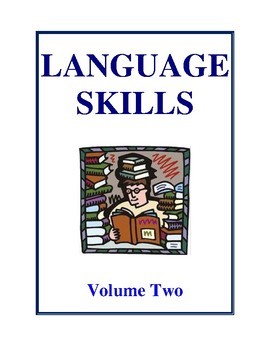 English Language Arts Skills Development - Volume Two, Activities and Worksheets