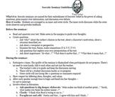 English/Language Arts Discussion/Socratic Seminar Packet