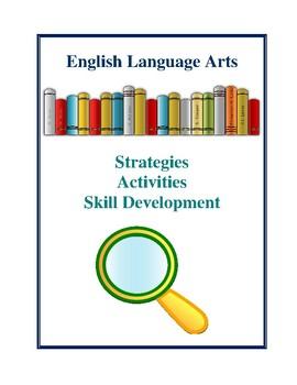 English Language Arts - Strategies, Activities and Skills Development