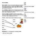 English Language Arts Test Prep Book