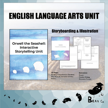 English Language Arts Unit: Storyboarding and Illustration